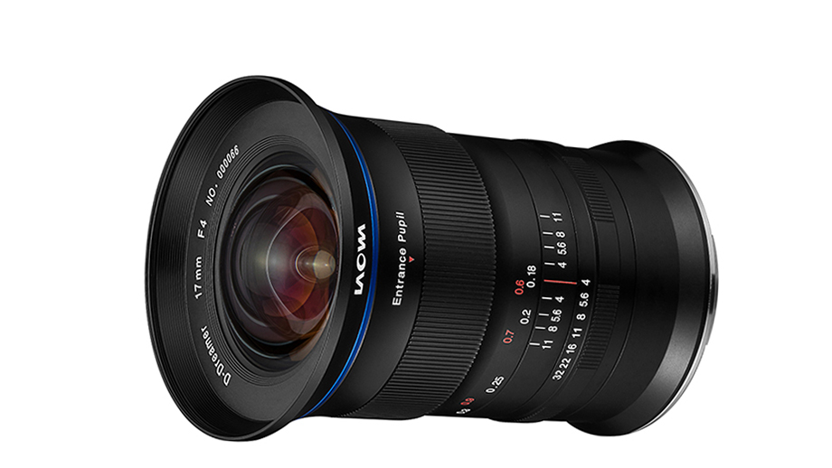 Laowa 17mm f/4 Zero-D для Fuji GFX уже доступен для предзаказа