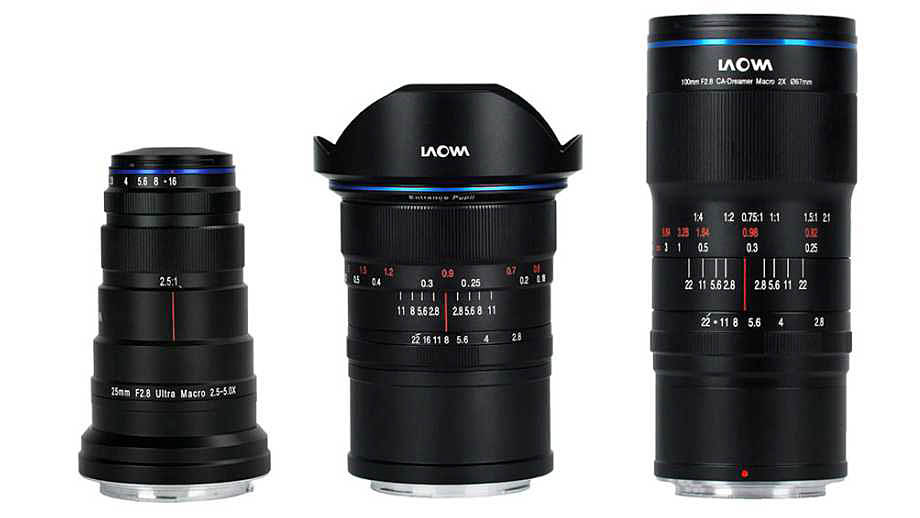 Venus Optics переделала свои популярные объективы Laowa под Canon RF и Nikon Z