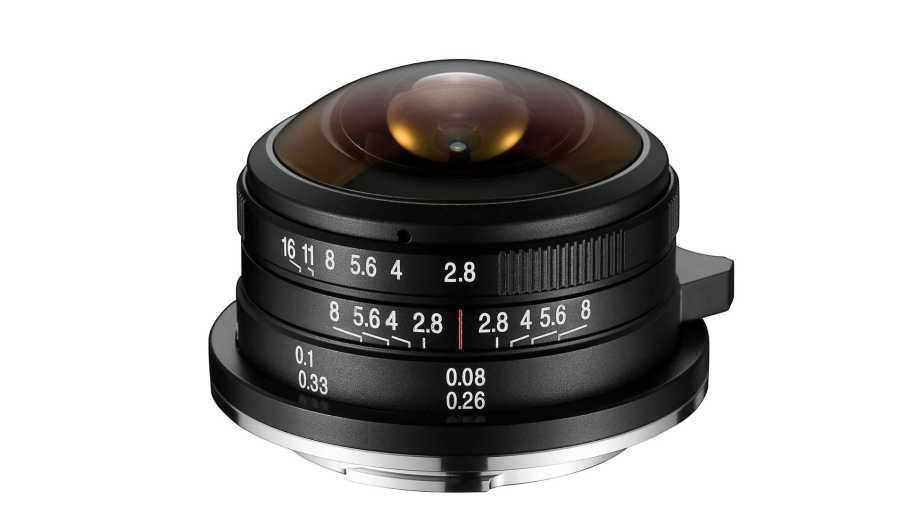 Laowa 4mm f/2.8 –