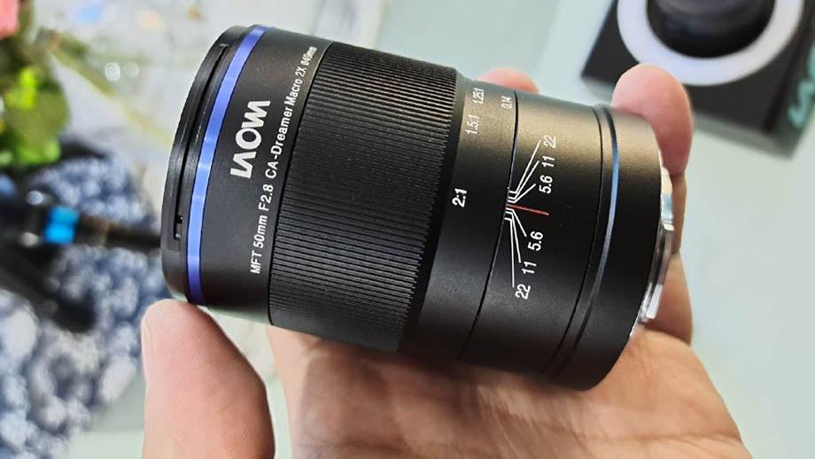 Venus Optics показала новый Laowa 50mm f/2.8 под MFT и готовит еще пять новых объективов