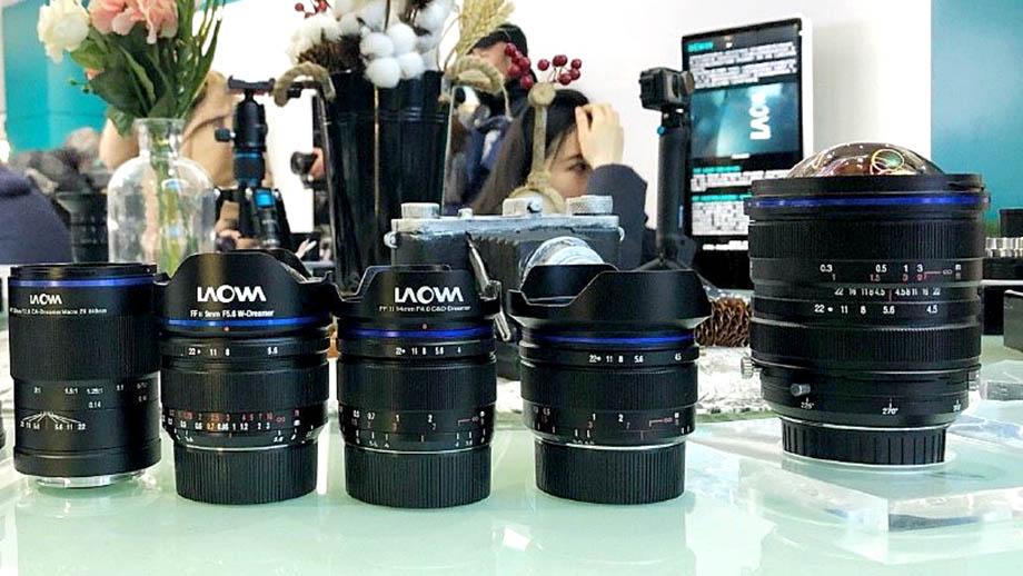 Появились первые изображения шифт-объектива Laowa FF-S 15mm f/4.5 W-Dreamer