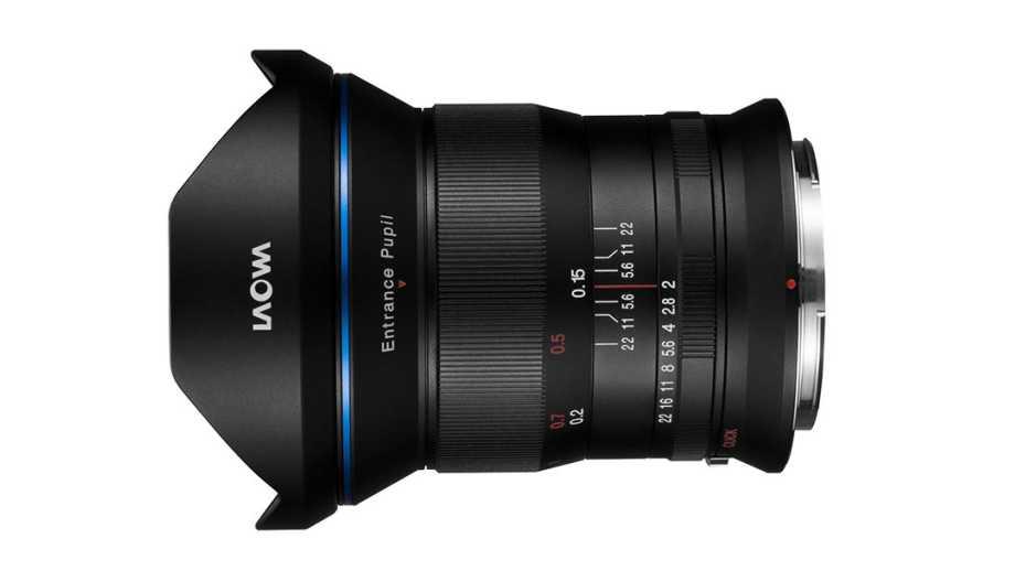 Объектив Laowa 15mm f/2 Zero-D для  Nikon Z и Canon RF