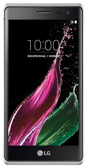 Тест телефона LG Class H650E