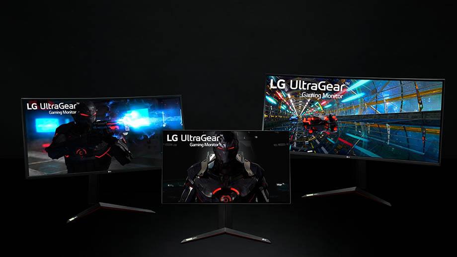 Мониторы нового поколения LG Electronics Ultra