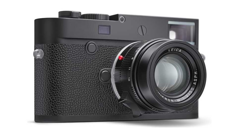 Новую Leica M10 Monochrom представят уже 17 января?
