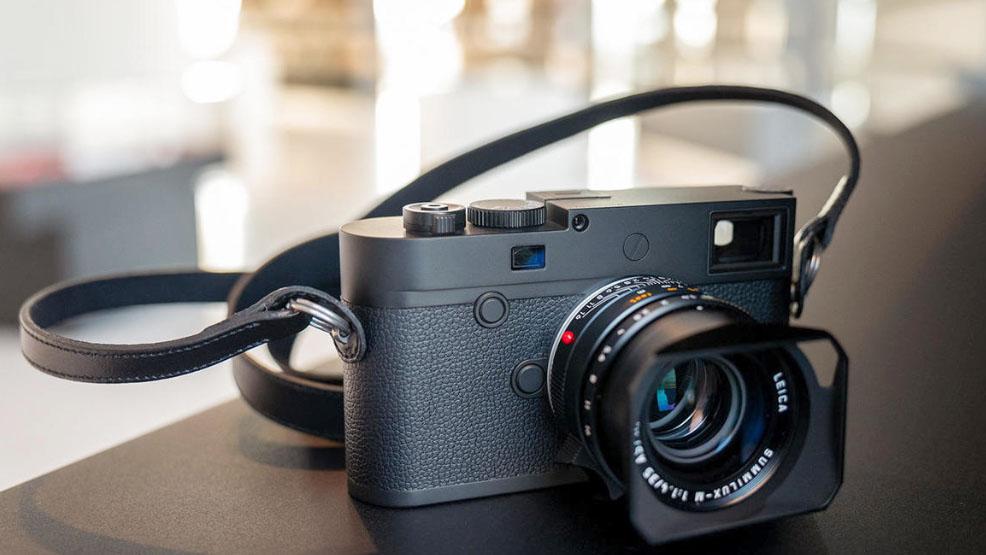 Новая Leica  M10 Monochrom: 40 МП и $8300