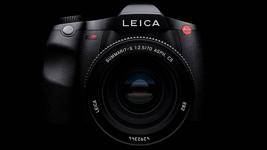 Роскошная среднеформатная Leica S за $19 000