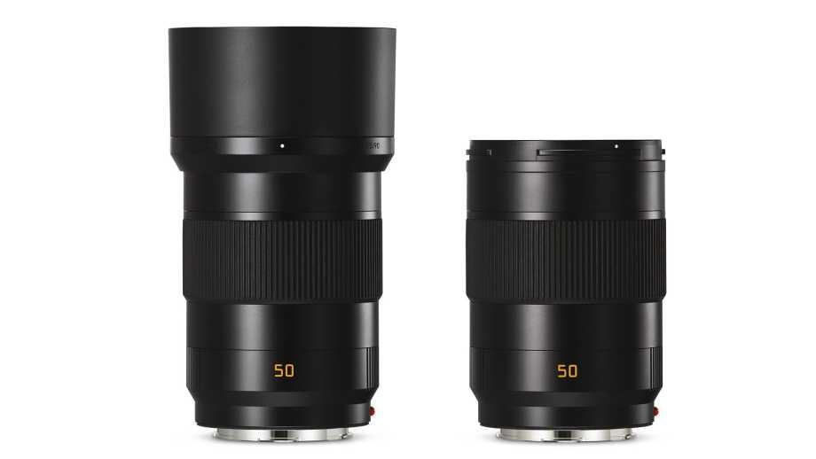 Leica представила новый объектив Summicron-SL 50/2 под байонет L