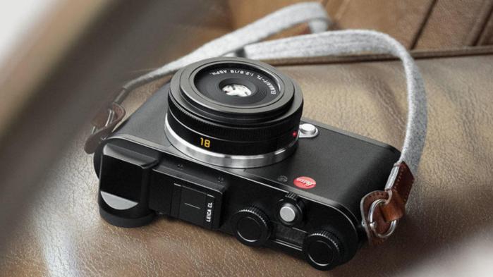 Анонсирована беззеркальная камера Leica CL