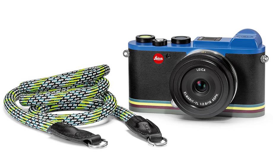 "Leica CL лимитированной серии ""Edition Paul Smith"" за $3995"