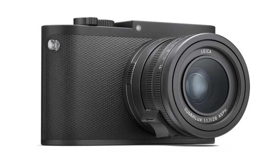 Компания Leica представила свою новинку – Leica Q-P