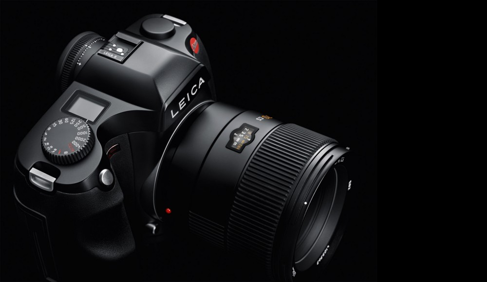 Йозефу Куделке подарили специальную панорамную камеру Leica S2