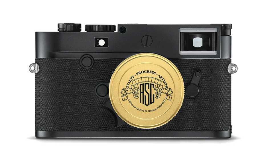 Leica M10-P «ASC 100 Edition» – фотоаппарат для кинематографистов