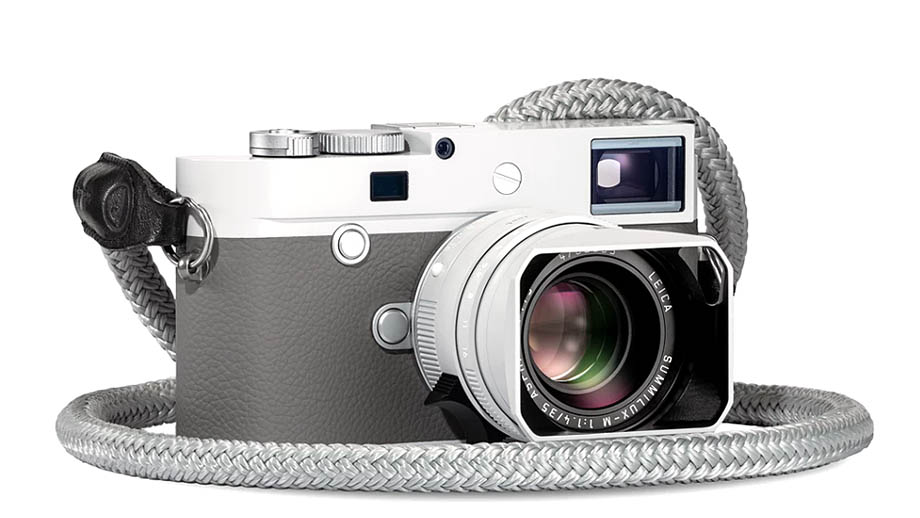 Leica M10-P Ghost Edition за $15 000 и Summilux-M 90mm f/1.5 за $13 000