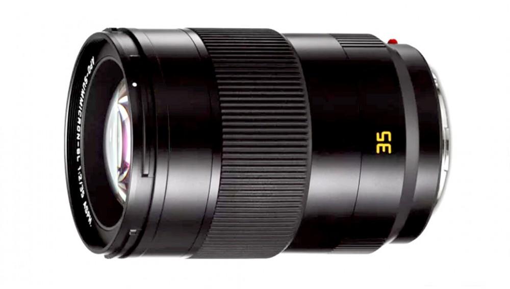 Leica представила объектив Summicron 35mm f/2 ASPH на L-Mount