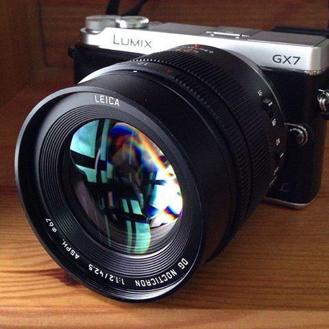 Leica и Panasonic работают над новой камерой