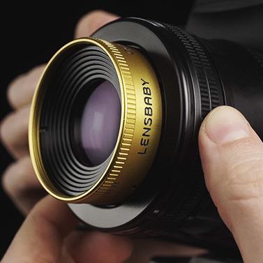 Lensbaby выпускает объектив Петцваля Twist 60