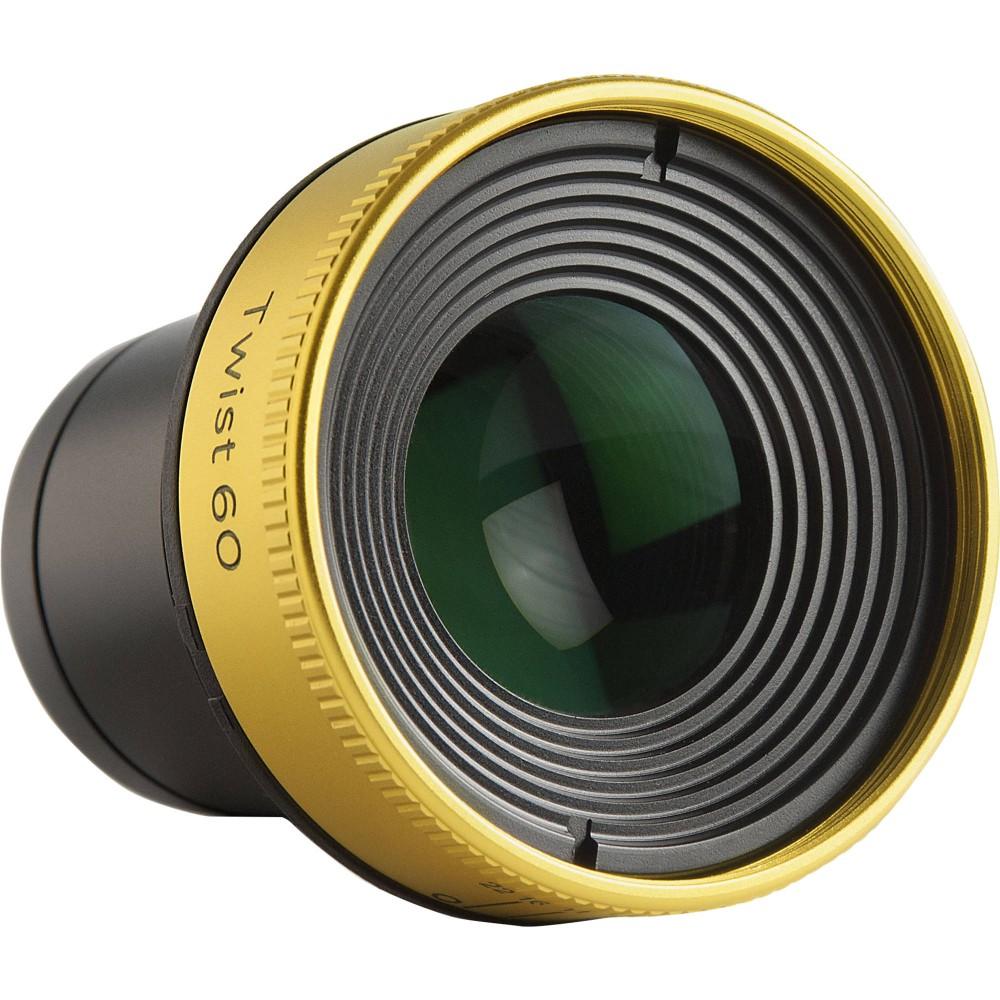 Lensbaby Twist 60 развивает линейку Optic Swap в направлении портретных объективов