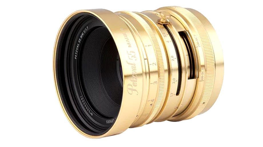 Petzval 55mm f/1.7 для полнокадровых беззеркальных камер от Lomography