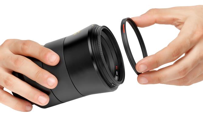 Manfrotto Xume – магнитный фиксатор для светофильтра