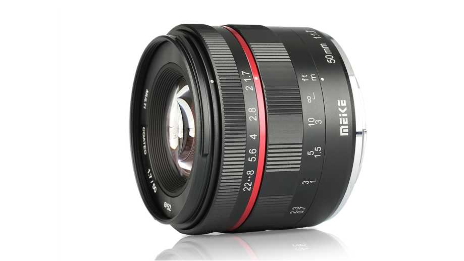 Meike 50mm f/1.7 за 110$ для Nikon Z