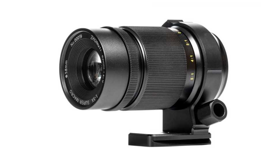 Представлен Zhongyi Mitakon 85mm F/2.8 1-5X Super Macro