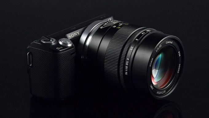 Mitakon подготовил 50/0.95 под байонет Sony E