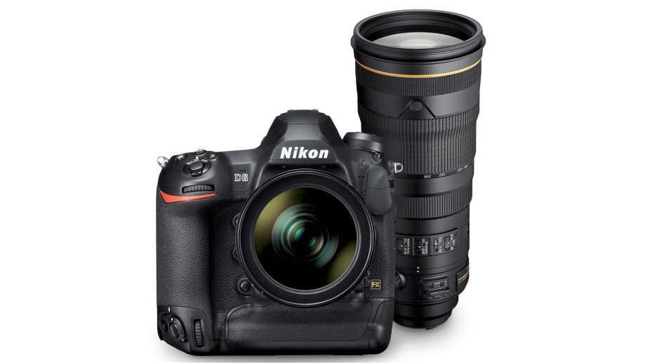 Nikon D6 и объектив Nikkor AF-S 120-300mm f/2.8E FL ED SR VR скоро будут доступны для предзаказа
