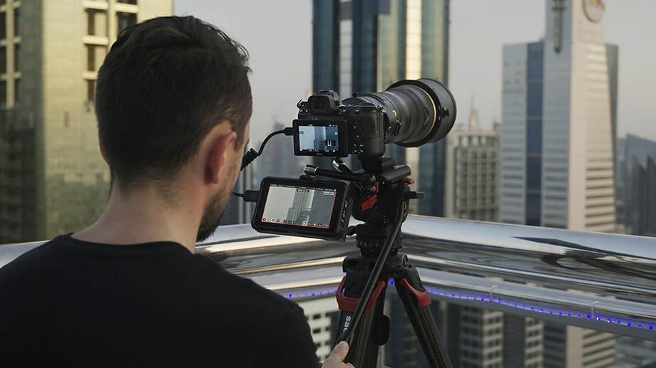 Представлен комплект Essential Movie Kit для Nikon Z6