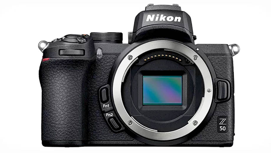 Nikon Z 50 и новые объективы