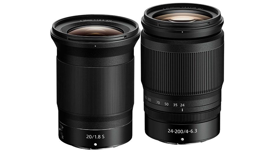 Nikon представил два новых объектива для беззеркальной системы Nikon Z