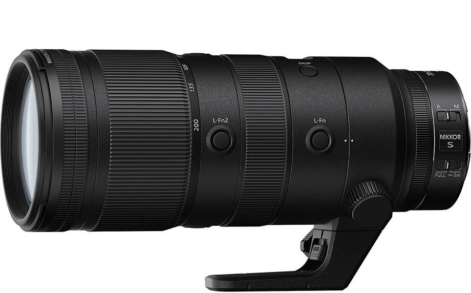 Nikon снова переносит дату начала поставок NIKKOR Z 70-200mm f/2.8 VR S