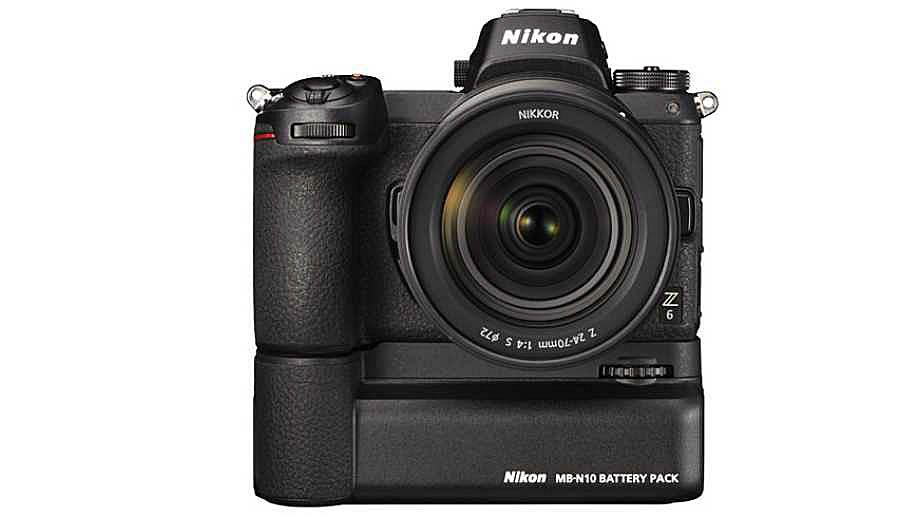 Батарейный блок Nikon MB-N10 для камер Z6 и Z7 появился в продаже