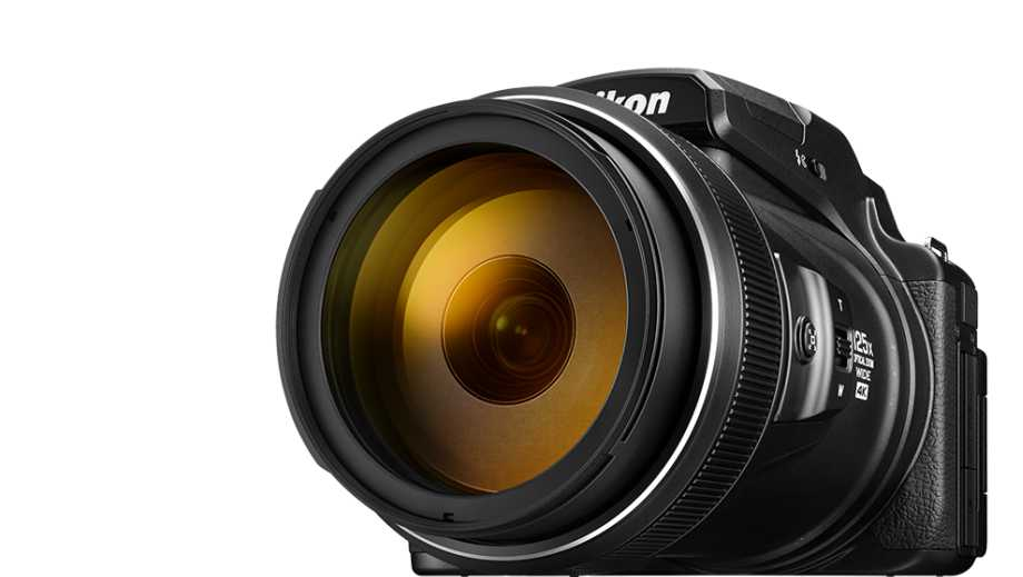 Nikon представил COOLPIX P1000 – камеру-телескоп