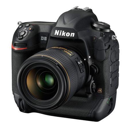 Камера Nikon D5 представлена официально