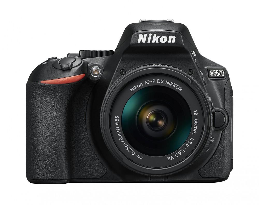 Nikon D5600 — второй клон Nikon D5300 за три года