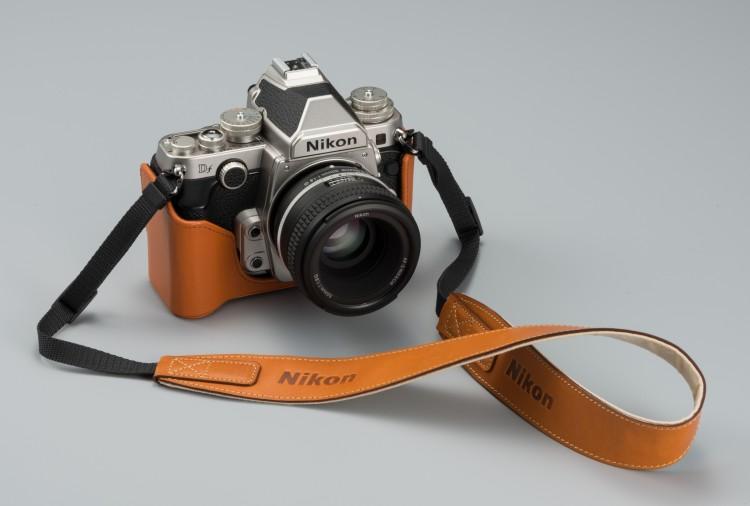 Интерактивный тест Nikon Df
