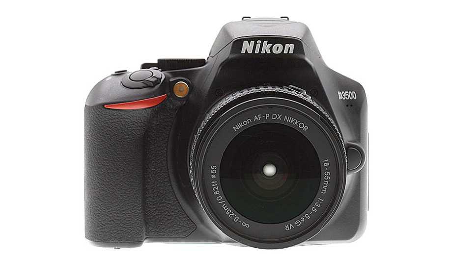 Nikon D3500: хорошо забытое старое