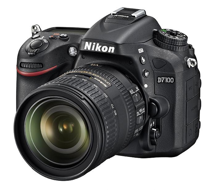 Nikon анонсировал D7100 без сглаживающего фильтра
