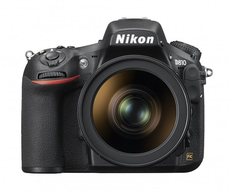 Nikon D810 анонсирован