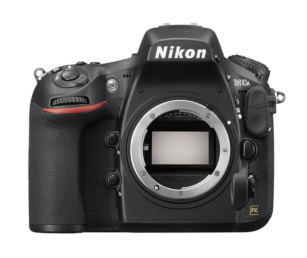 Nikon 810A и весенняя коллекция компактных камер