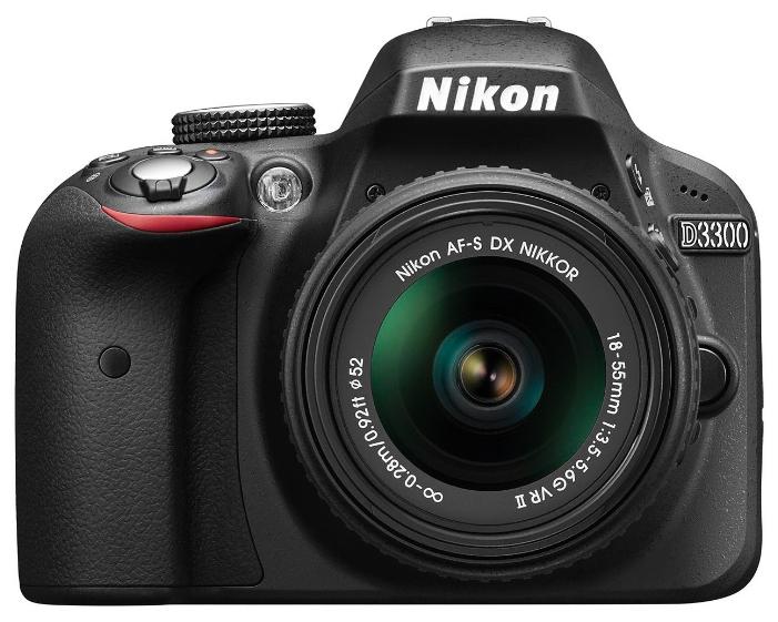 Тест Nikon D3300
