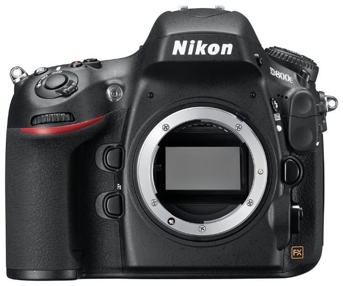 Интерактивный тест Nikon D800E