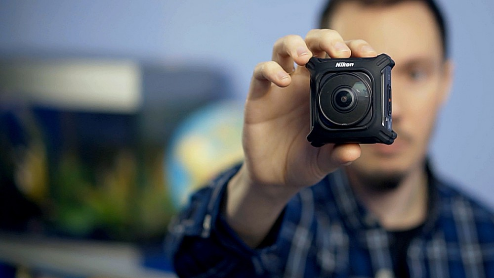 Nikon KeyMission 360 – панорамный экшн. Тест