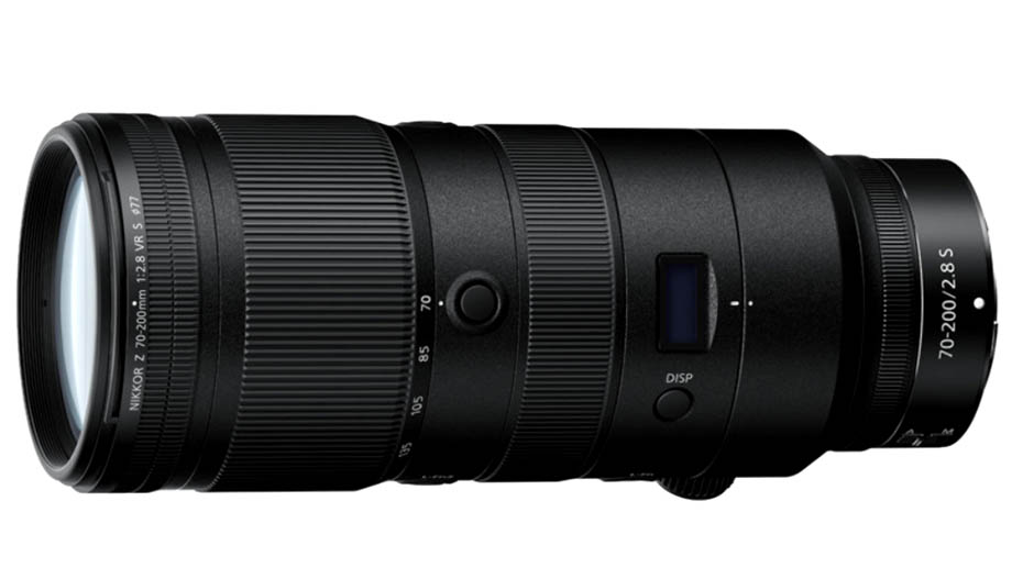 NIKKOR Z 70-200mm f/2.8 VR S – новый зум-объектив в линейке Z