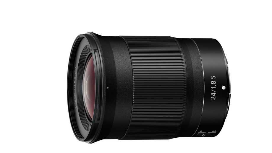 Объектив Nikkor Z 24mm f/1.8 S поступил в продажу по цене 80 000 руб.