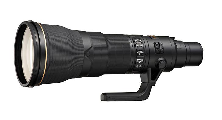 Nikon анонсировал объектив 800/5.6 и 18-35/3.5-4.5 под полнокадровые фотоаппараты