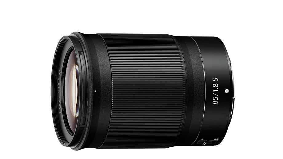 Nikon анонсировал NIKKOR Z 85mm f/1.8 S
