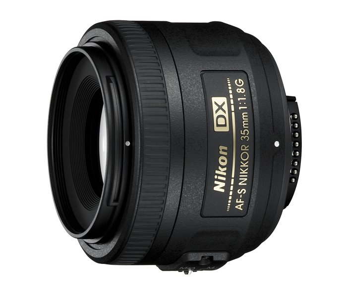 Nikon анонсирует полнокадровый 35/1.8G на CES 2014