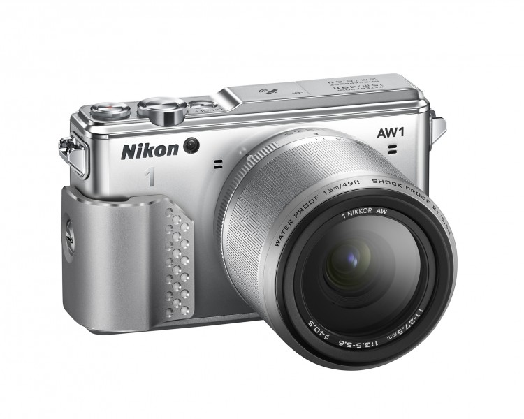 Nikon планирует представить на Фотоярмарке недавно анонсированный Nikon 1 AW1